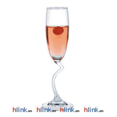 1521F06 Ly Salsa Flute Champagne 165ml 02 - 9 mẫu ly thủy tinh uống rượu Champagne Ocean Thái Lan