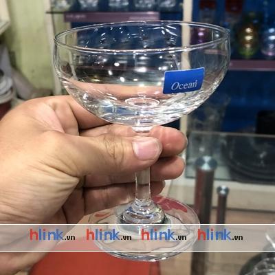 ly thuy tinh 1501S05 01 1 - 9 mẫu ly thủy tinh uống rượu Champagne Ocean Thái Lan