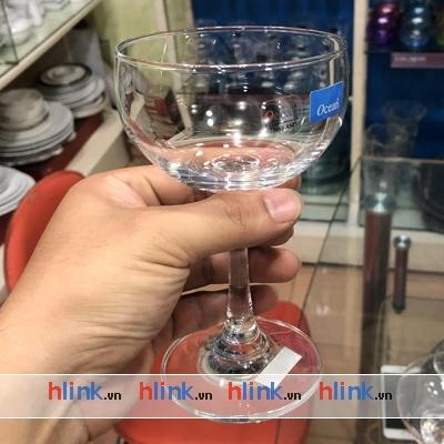 ly thuy tinh 1501S07 01 1 - 9 mẫu ly thủy tinh uống rượu Champagne Ocean Thái Lan
