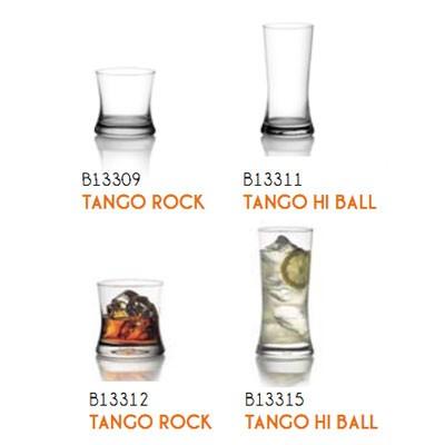 prolist29 Coc thuy tinh ocean Tango B13309 255ml 02 - Bộ 6 Cốc Thủy Tinh Lùn Tango Loại Nhỏ - B13309 - 255ml