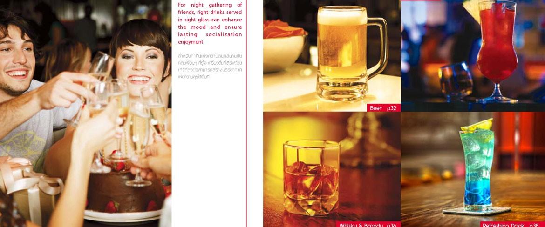 banner coc thuy tnh ocean 01 - Ly cốc thủy tinh Ocean Thái Lan thường dùng uống sinh tố nước hoa quả