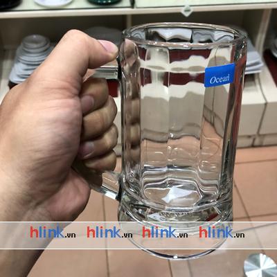 coc thuy tinh uong bia P00840 02 - Bộ 6 Cốc Bia Thủy Tinh Munich Beer Mug - P00840 - 355ml