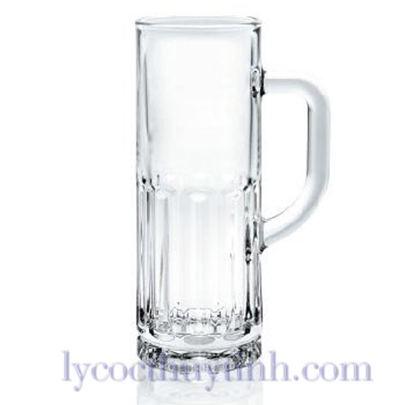 P00940 coc bia thuy tinh berliner beer mug 365ml 04 1 - Bộ 6 Cốc Thủy Tinh Berliner Beer Mug - P00940 - 365ml