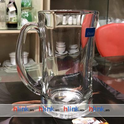 coc thuy tinh uong bia P00740 02 400x400 - Cốc Bia Thủy Tinh Lugano Mug - P00740 - 330ml