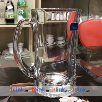 coc thuy tinh uong bia P00740 02 - Bộ 6 Cốc Bia Thủy Tinh Lugano Mug - P00740 - 330ml