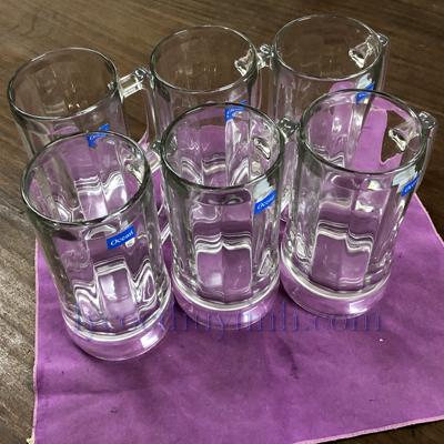 coc thuy tinh uong bia P00843 06 - Bộ 6 Cốc Bia Thủy Tinh Cỡ Đại Munich Beer Mug-P00843-640ml