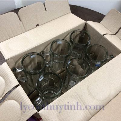 coc thuy tinh uong bia P00843 07 400x400 - Cốc Bia Thủy Tinh Cỡ Đại Munich Beer Mug-P00843-640ml