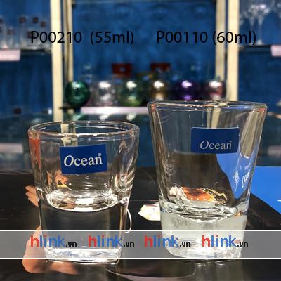 coc thuy tinh uong ruou 01 1 - Bộ 12 Cốc Rượu Thủy Tinh Shot Glass Solo - P00110 - 60ml