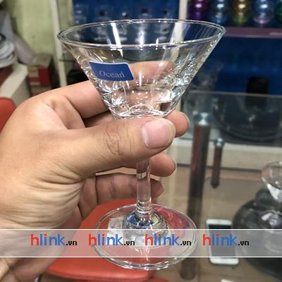 ly thuy tinh 1501C05 01 - Bộ 6 Ly Thủy Tinh Classic Cocktail - 1501C05 - 140ml