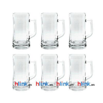 Coc-bia-thuy-tinh-Bia Quai dai -Munich Beer Mug - P00843 -640ml-01 copy
