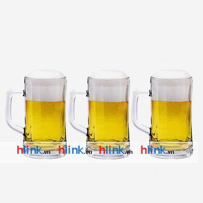 Coc-bia-thuy-tinh-Bia Quai dai -Munich Beer Mug - P00843 -640ml-02