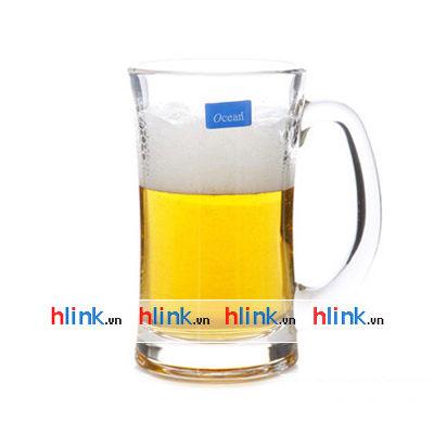 P00740 cốc bia thủy tinh
