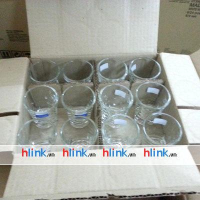 prolist51 P00210 coc thuy tinh chen ruou shot glass plaza 55ml 04 400x400 - Cốc Rượu Thủy Tinh Shot Glass Plaza - P00210 - 55ml