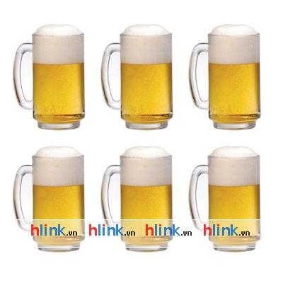 Coc-bia-thuy-tinh-Ocean- Playboy Beer Mug - P00140-02