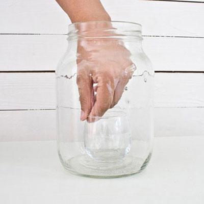 meo ve sinh do thuy tinh 05 - Mẹo vệ sinh đồ dùng ly cốc thủy tinh